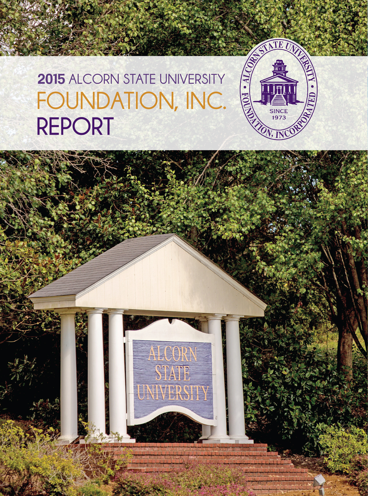 2015 Foundation Giving Report