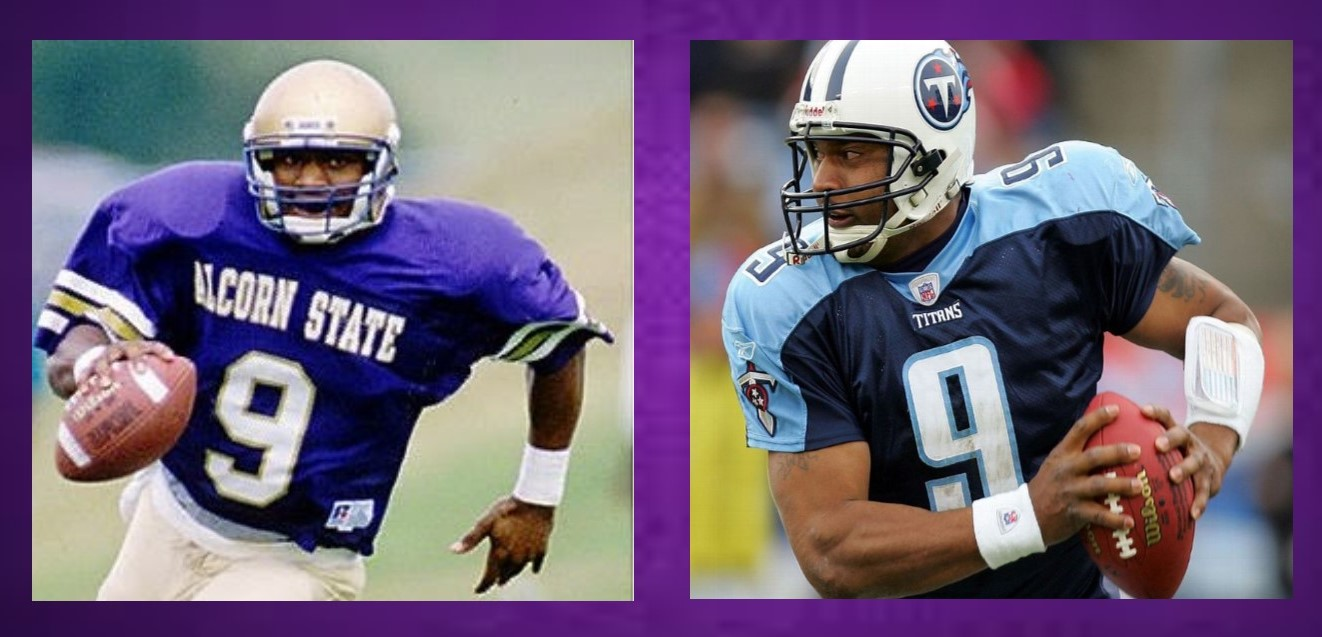 "Alcorn President Felecia M. Nave to join McNair family and Tennessee Titans for Steve ""Air II"" McNair's No. 9 jersey retirement ceremony"